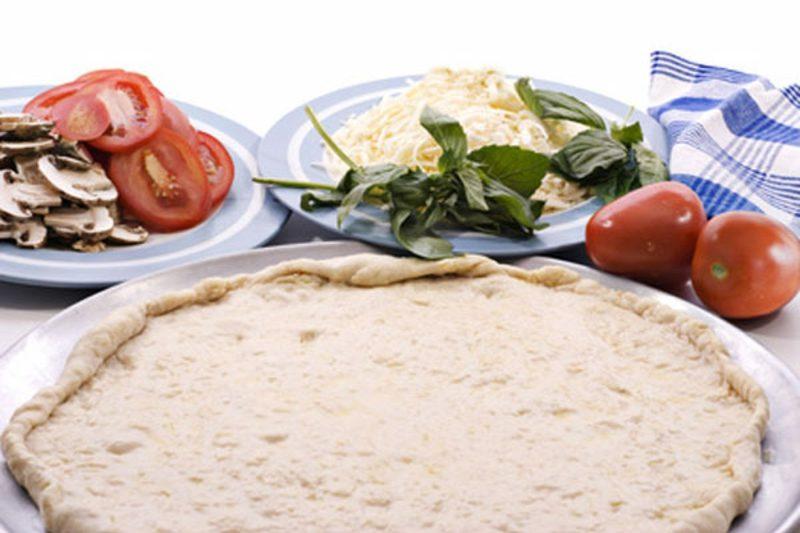 veganer Pizzateig Grundrezept