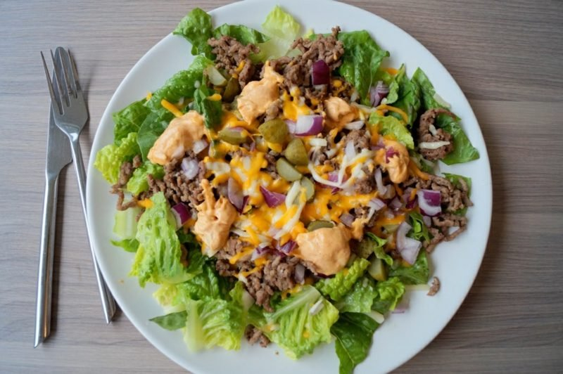Salatdressing Thermomix kohlenhydratarm