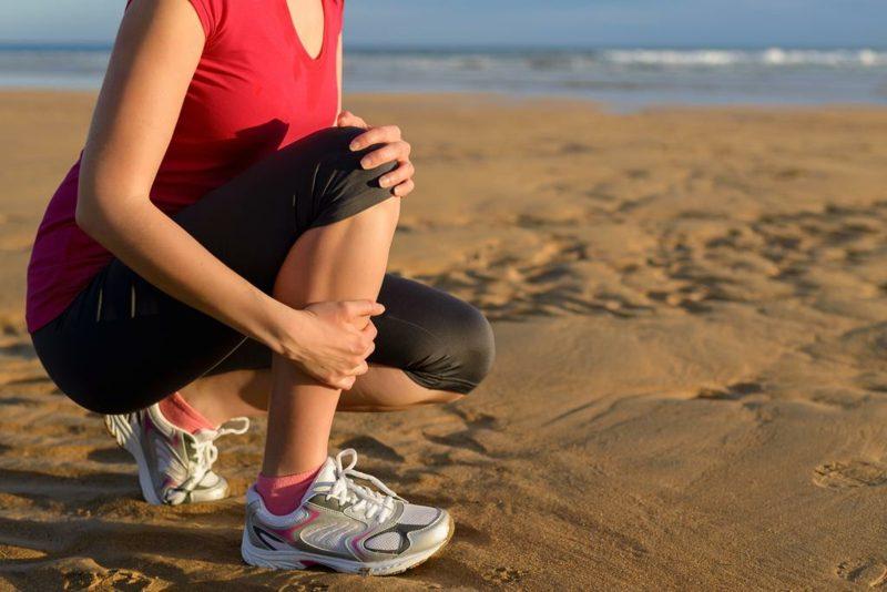Joggen für Anfänger Schmerzen zum Arzt gehen