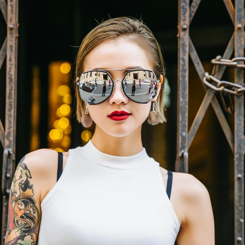 Sonnenbrillen geht auch mit Sehstärke