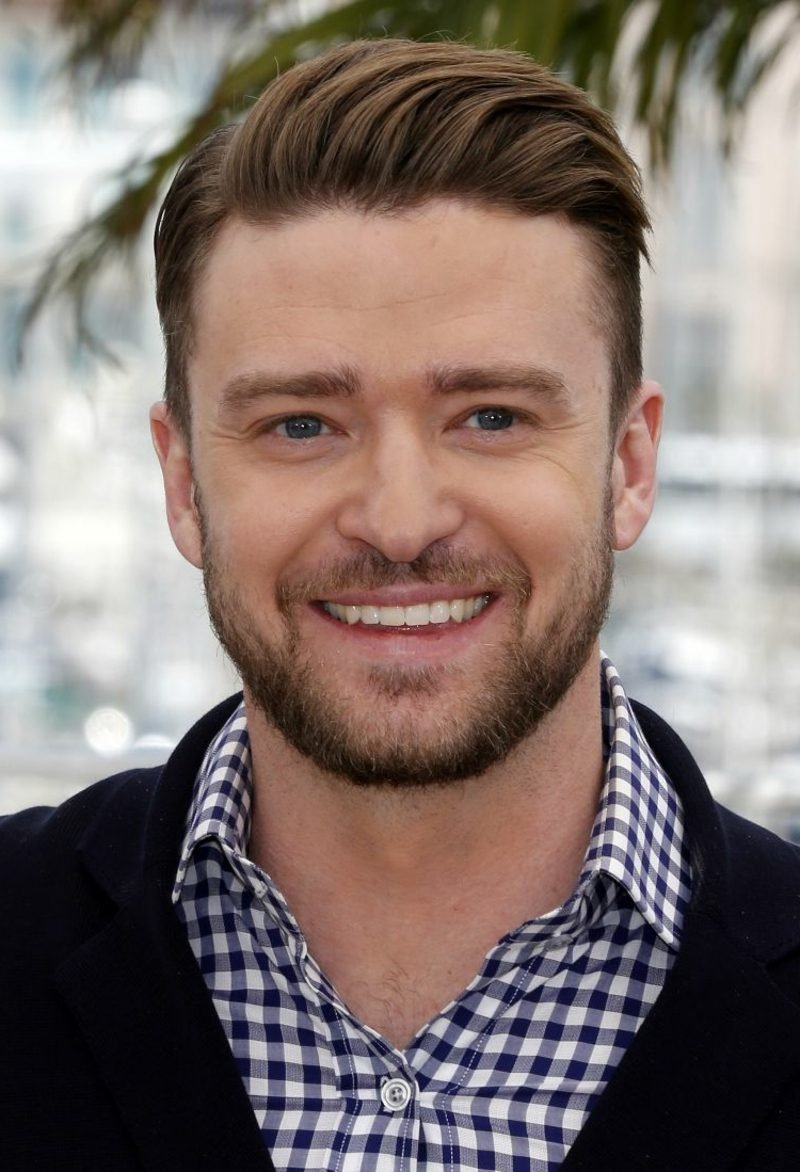 Rockabilly Frisur Mann Undercut Justin Timberlake