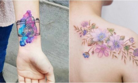 Watercolor Tattoos wichtige Fragen