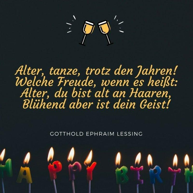 Den besten Spruch zum Geburtstag finden – 50 herrliche Ideen