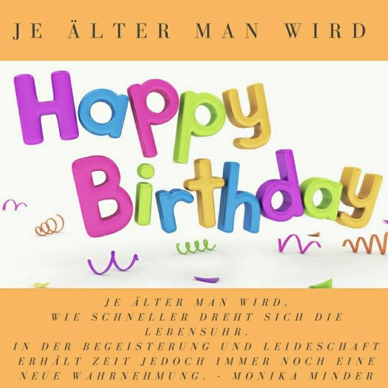Geburtstagskarte schreiben Geburtstag Spruch Geburtstagswünsche Englisch