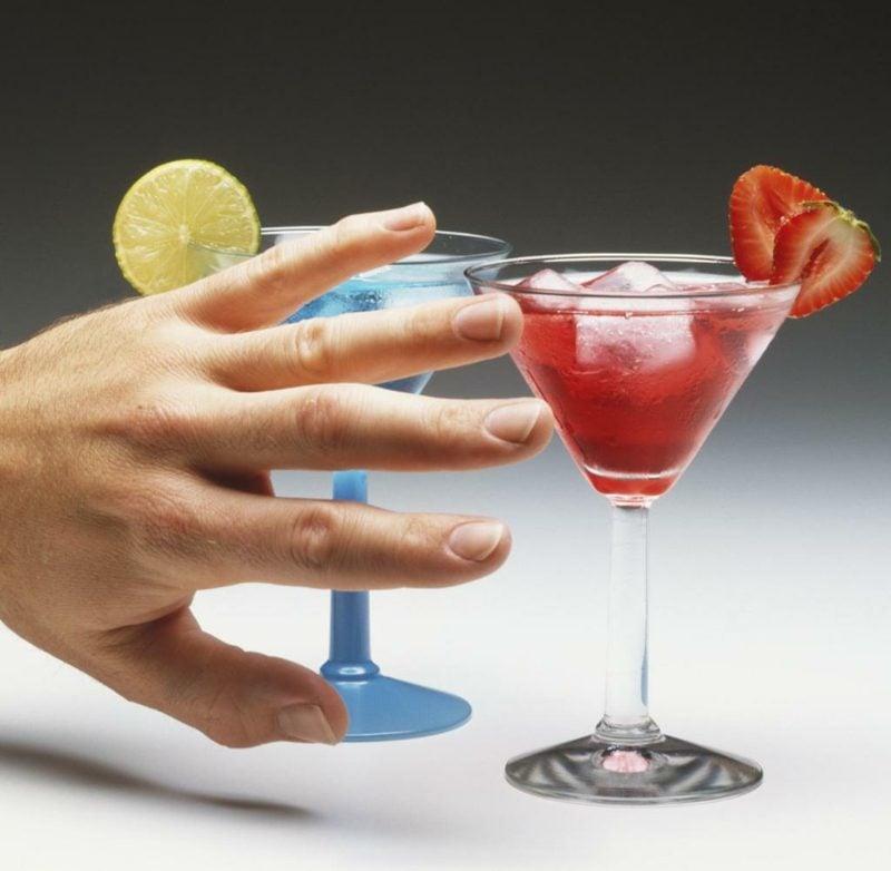 Bauchfett loswerden keinen Alkohol trinken