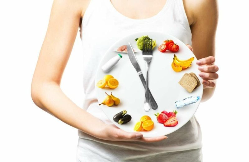 Fett abbauen Bauch keine Mahlzeit verpassen