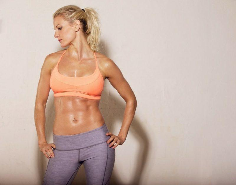 Joggen Kalorien verbrennen am bauch abnehmen