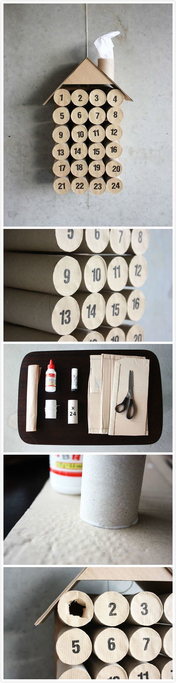 basteln mit klopapierrollen 38 diy anleitungen f r jeden anlass bastelideen diy zenideen. Black Bedroom Furniture Sets. Home Design Ideas