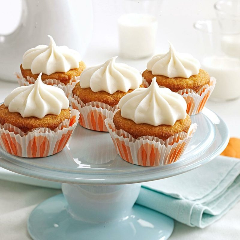 vanille cupcake topping