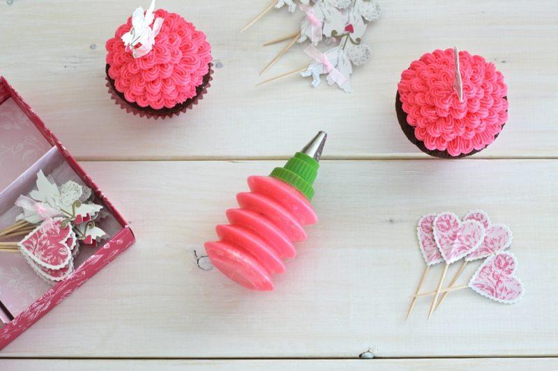 cupcake topping frischkäse