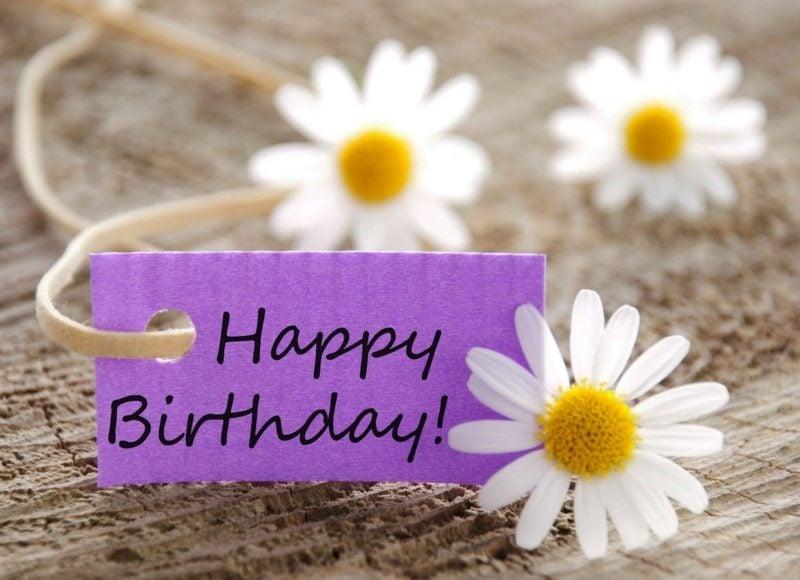 Geburtstagswünsche für Freundin