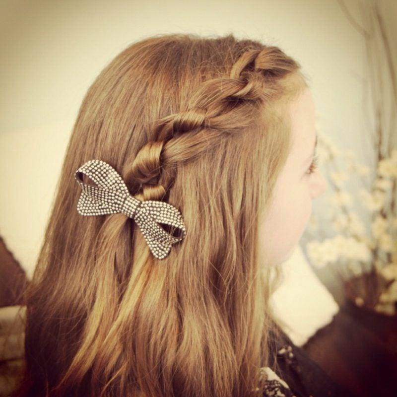 Flechtfrisuren für kurze Haare und lange Haare