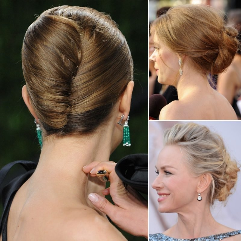 Old Fashioned Hairstyles For Prom