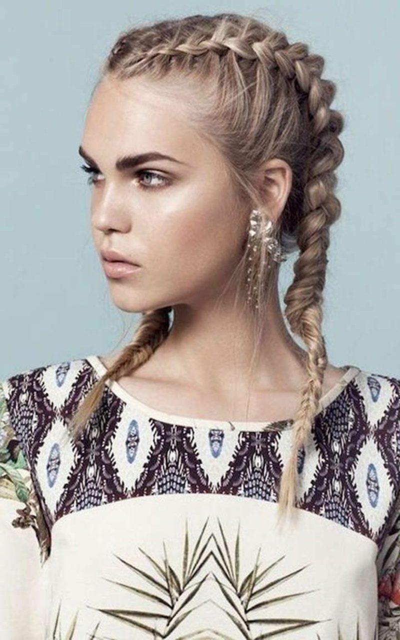 Frisurentrends 2017 Frisuren lange Haare