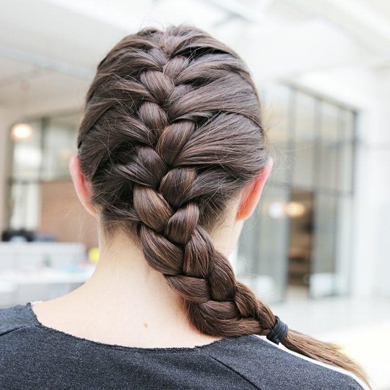 Frisuren Frauen Haarfarben Trends 2017