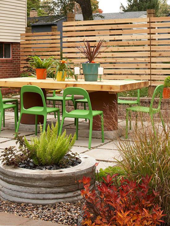 Billige Gartenideen   DIY Gestaltung Mit Holz