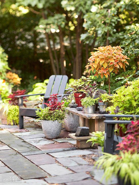 Gartenideen Gestaltung