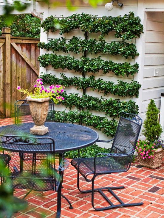 Gartengestaltung Ideen   Vertikal Garten