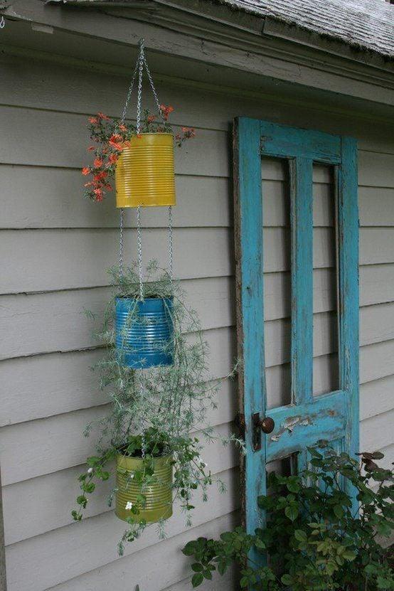 Balkon gestalten mit wenig Geld