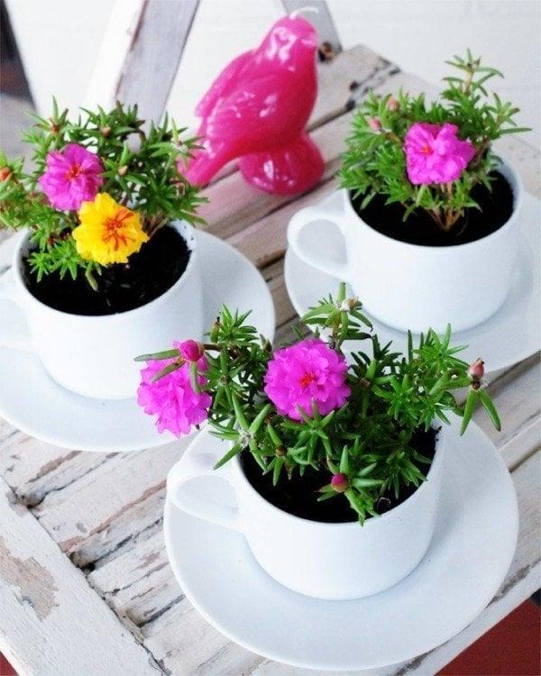 Garten gestalten Ideen für die Dekoration