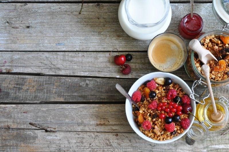 Bauchumfang reduzieren gesunde Ernährung