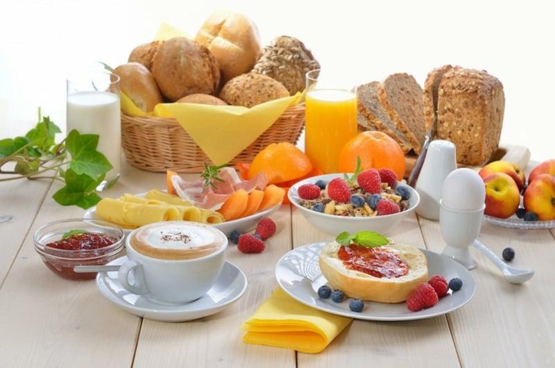 gesundes Frühstück zum Abnehmen 6 Rezepte