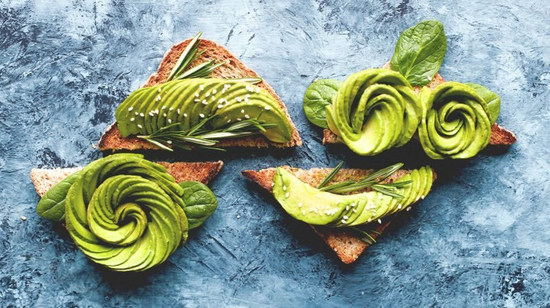 Avocado Sandwitsch gesund