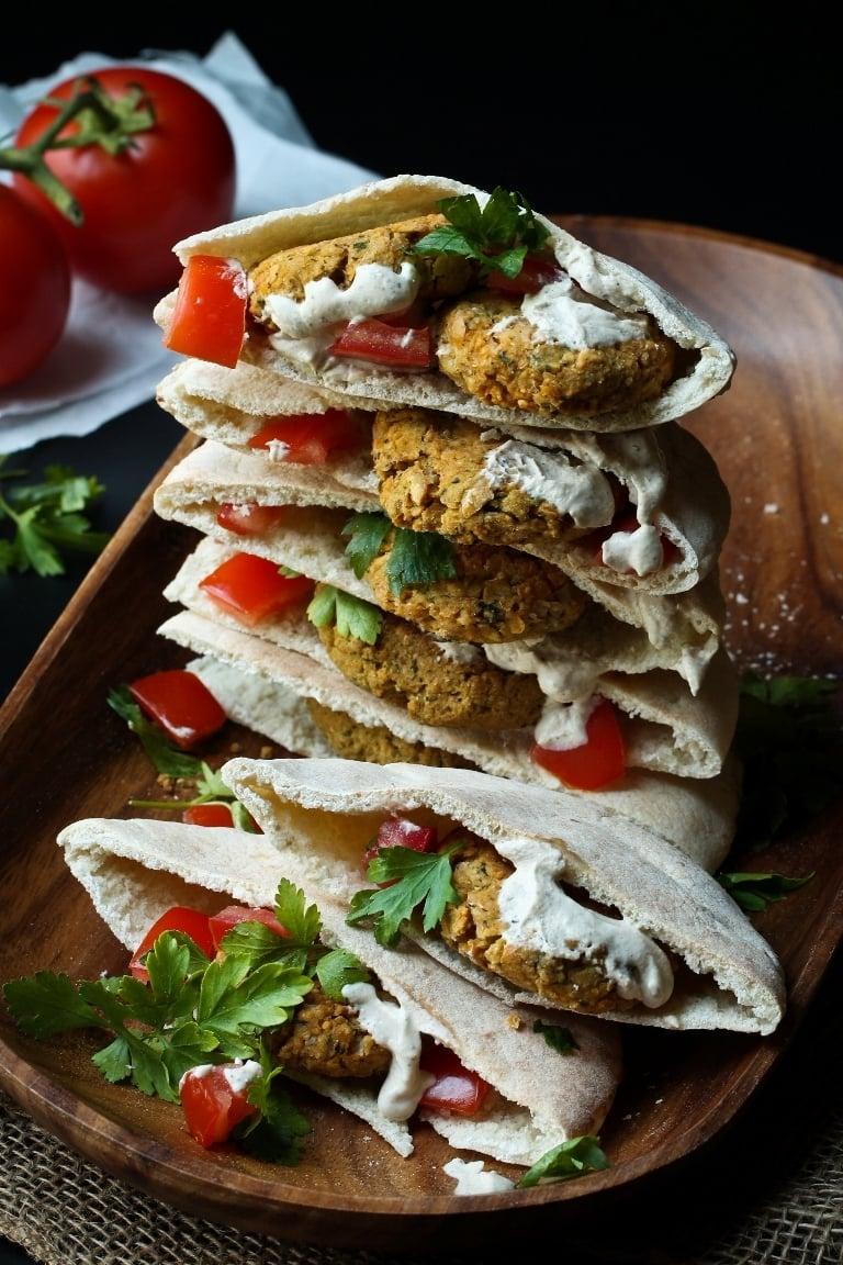 Nicht nur vegetarische Burger sind gesund! Mit Fleisch und Brot auch!