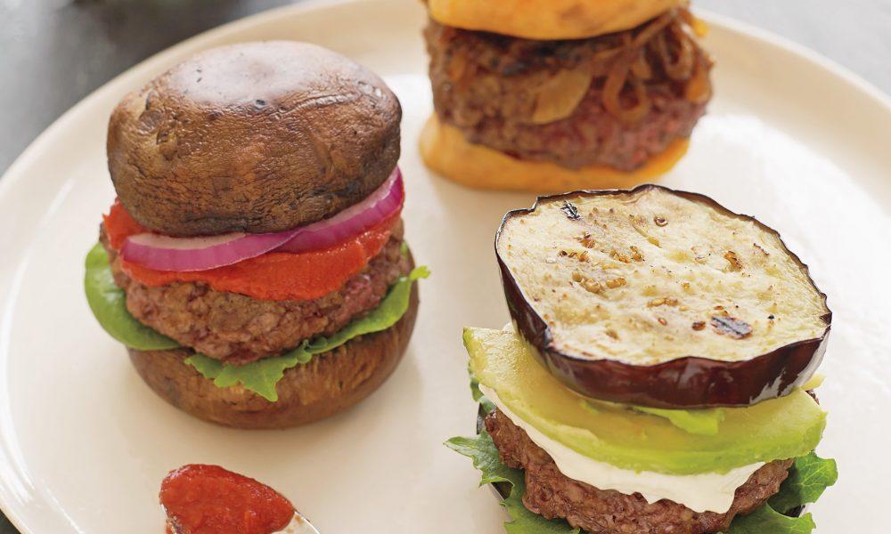 gesunde burger 41 rezepte aus der ganzen welt gesunde ern hrung gesundheit zenideen. Black Bedroom Furniture Sets. Home Design Ideas
