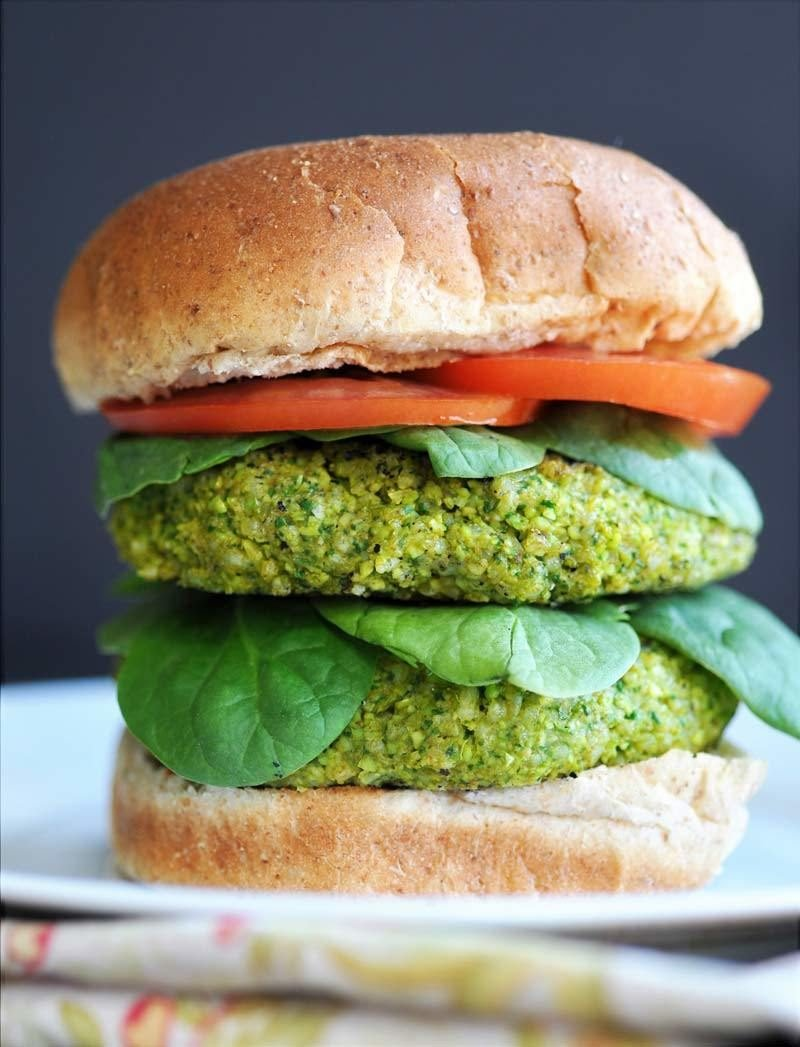 Gesunde Burger - wie können wir Produkte gesund ersetzen?