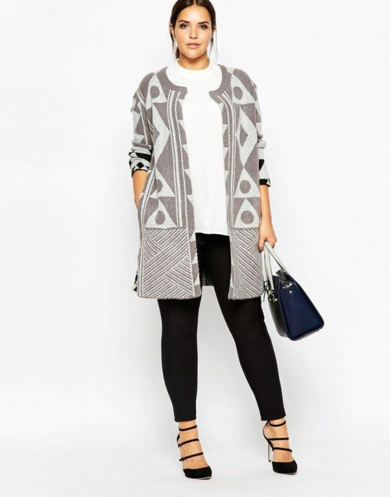 Mode für mollige Frauen die beste Styling-Tipps