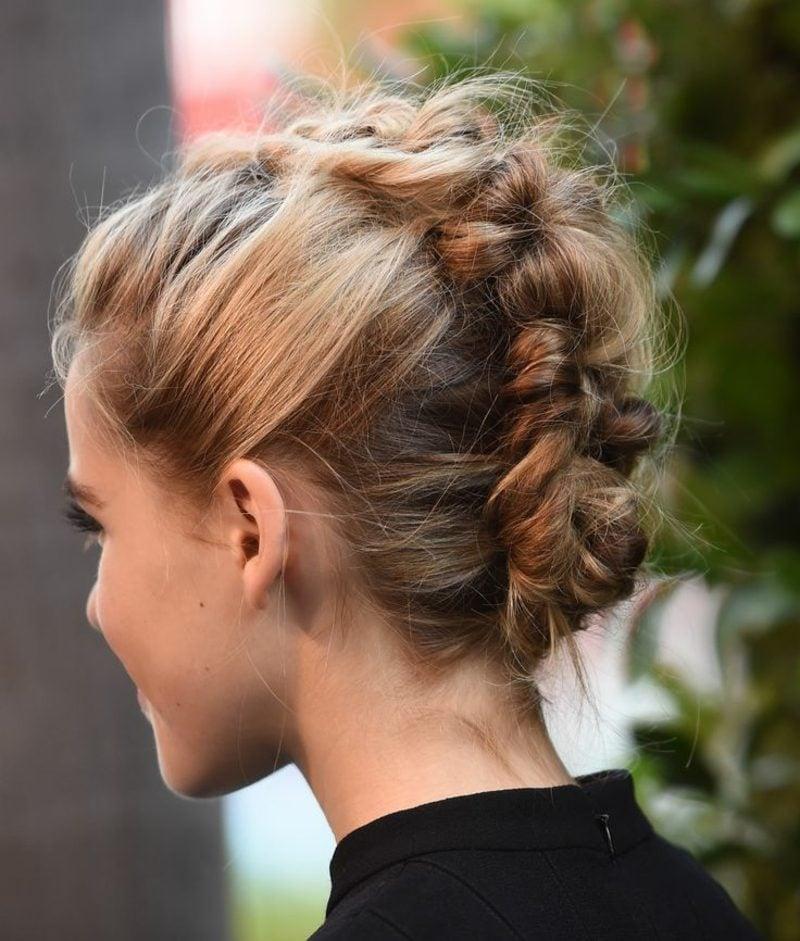 Hochsteckfrisuren 2017 schulterlange Frisuren