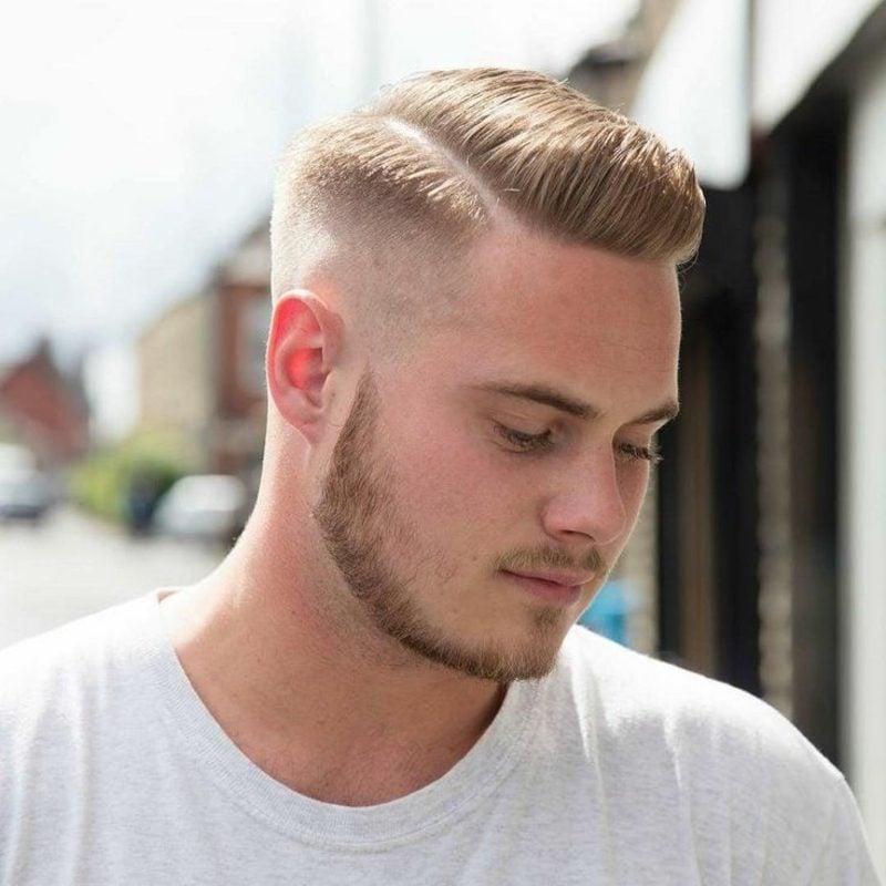 Haarschnitt 2017 modern Sidecut
