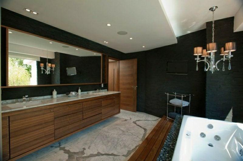 Bilder Badezimmer modernes Design