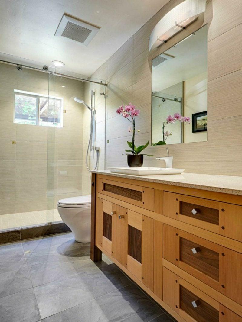 moderne Badezimmer kreative Designideen