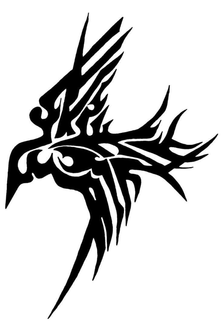 raben tattoo symbolik weisheit in der mythologie oder