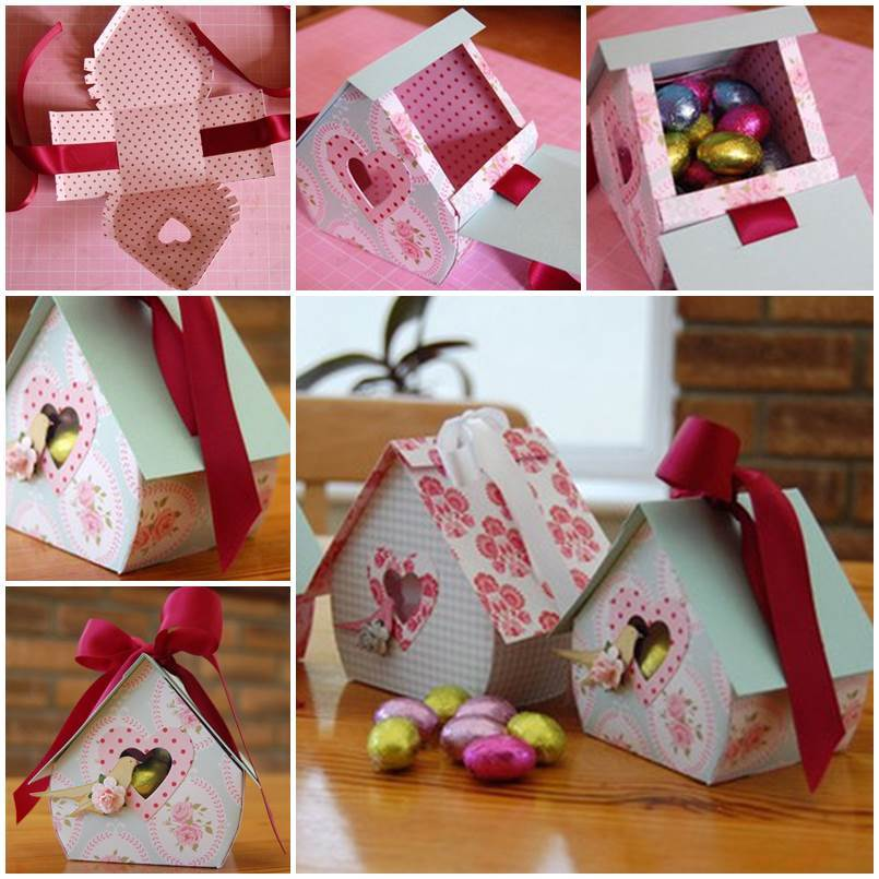 Birdhouse Cake Tin