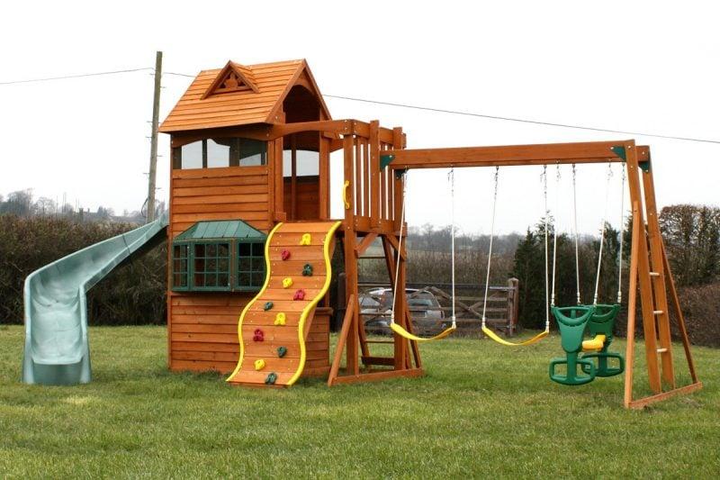 Spielhaus selber bauen