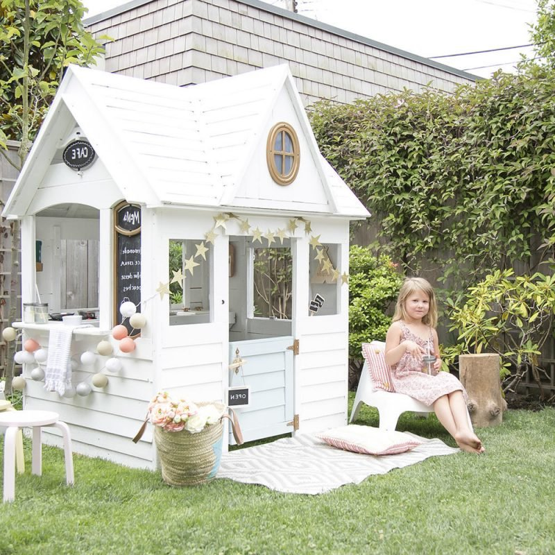 spielhaus f r den garten selber bauen diy anleitung diy. Black Bedroom Furniture Sets. Home Design Ideas
