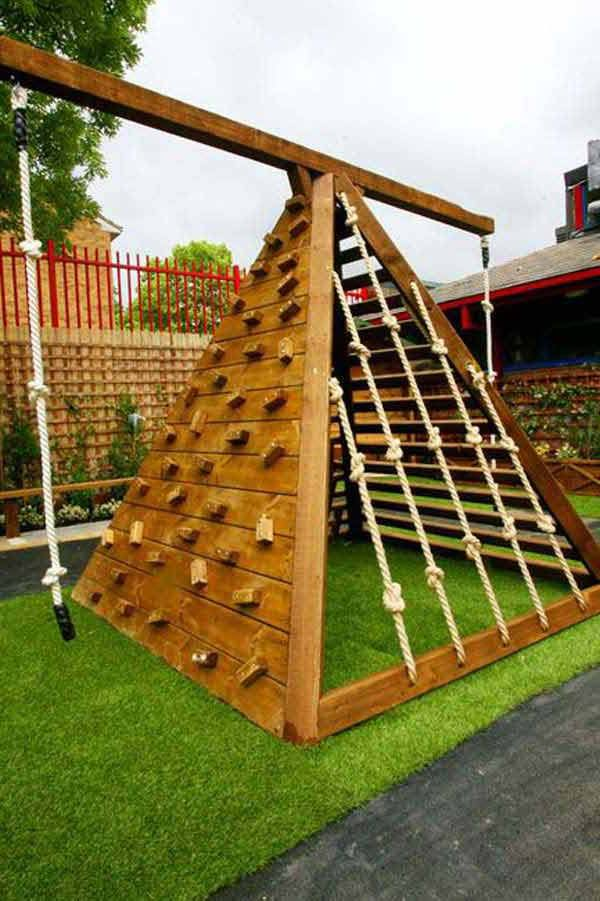 Spielturm selber bauen