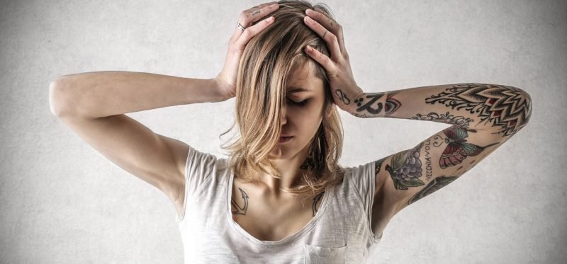 Tattoo entfernen Methode