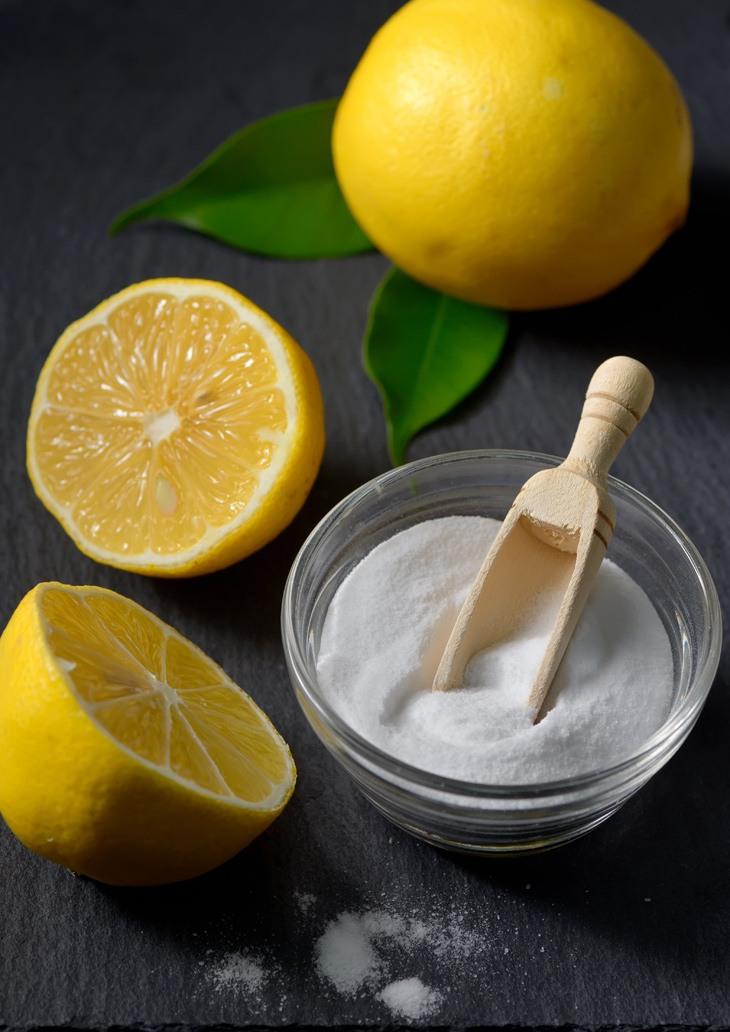 Tattoo entfernen mit Salz und Zitronensaft