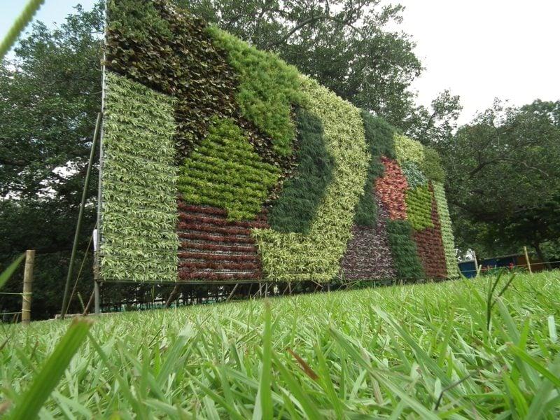 vertikaler garten bewässerungssystem konfigurieren