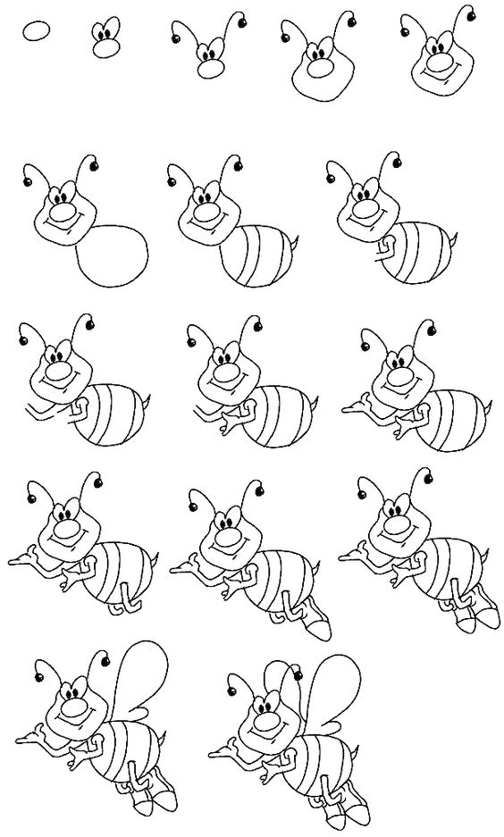 Zeichnen lernen für Kinder und Anfänger - 22 tolle Ideen ...