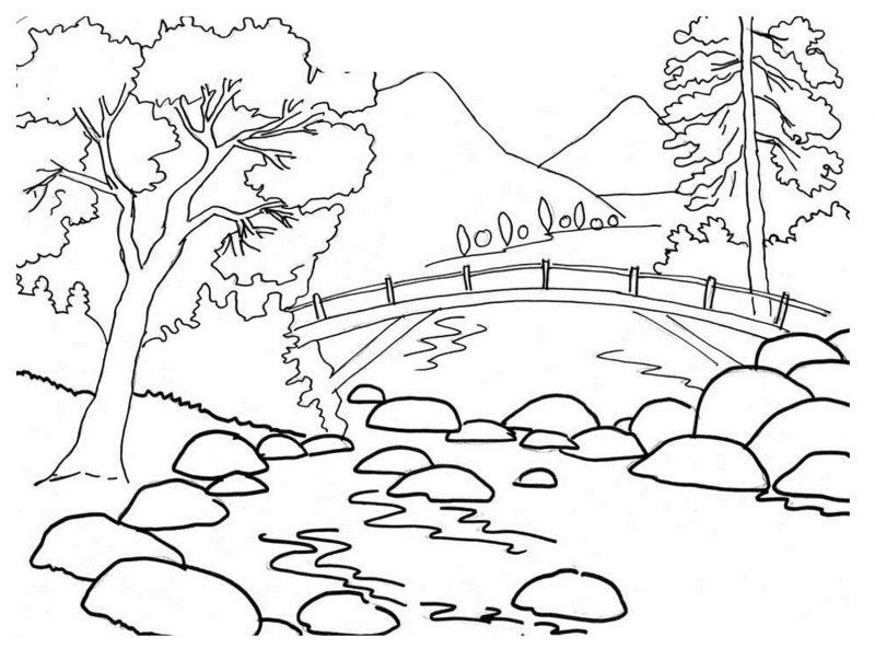 Zeichnen lernen - Einfache Zeichnungen für Kinder