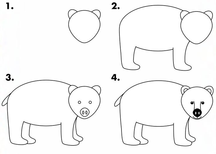 Zeichnen Lernen Für Kinder Und Anfänger 22 Tolle Ideen Diy
