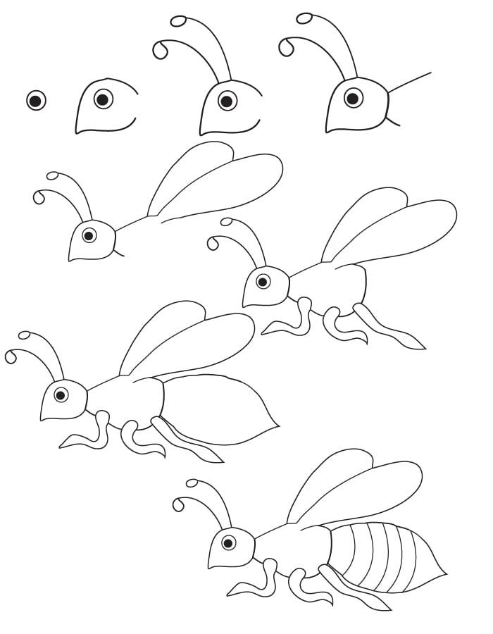 Zeichnen lernen Malen für Kinder