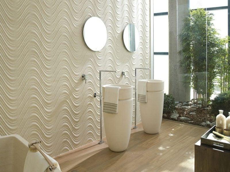 Moderne Badfliesen Designs 2017