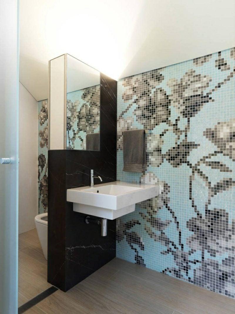 Wandfliesen Bad Mosaik