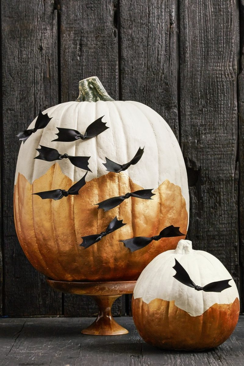 DIY Ideen Herbstdeko selber basteln